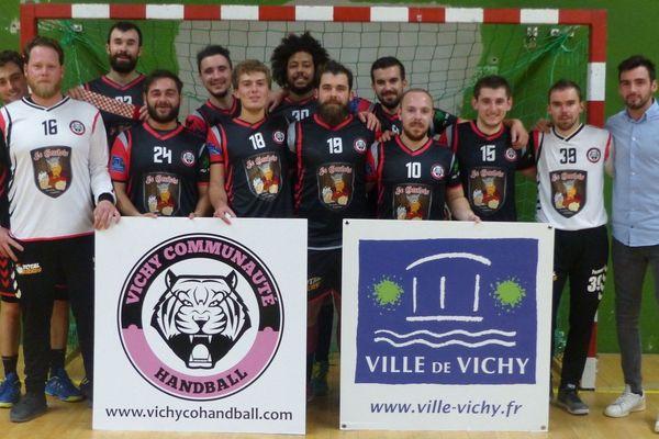 Depuis quelques jours, le club de Vichy Co Handball dans l'Allier a mis en ligne une vidéo décalée sur Internet.