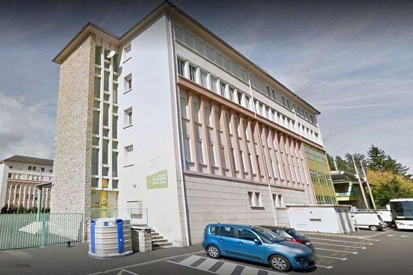 Marvejols (Lozère) - Collège Marcel Pierrel - archives
