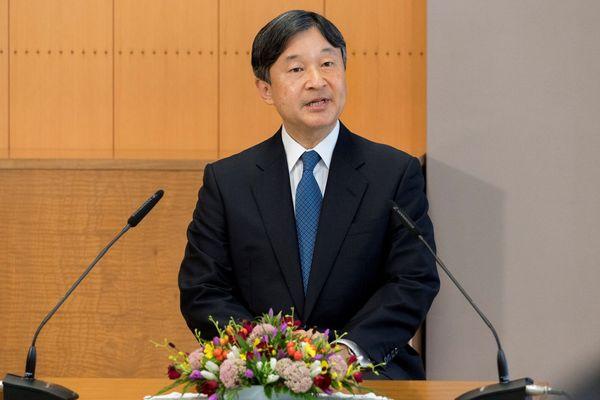 Le futur empereur japonais Naruhito à Tokyo, le 5 septembre 2018