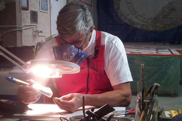 Didier Benoit, gnomomiste