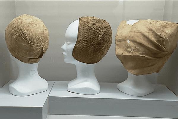 Les coiffes de la dame des Jacobins, Louise de Quengo