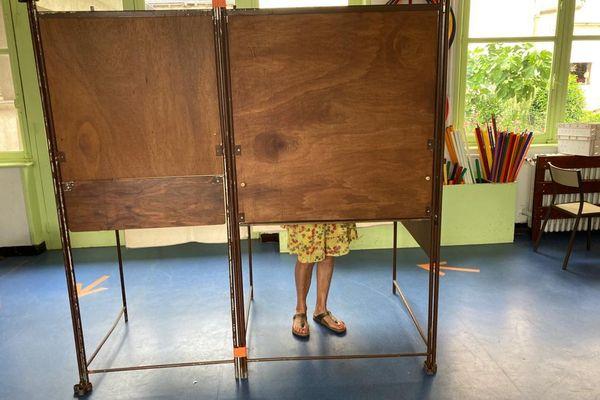 Moins d'un électeur sur trois s'est rendu dans l'isoloir en Meurthe-et-Moselle au premier tour des élections départementales 2021.