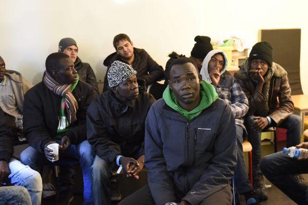 Des migrants arrivés cette nuit à Toulouse