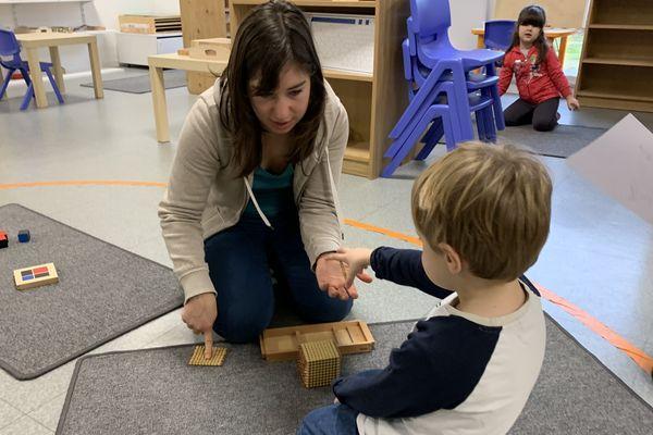L'école le Renard et la rose à Orléans accueille un quart d'enfants en situation de handicap