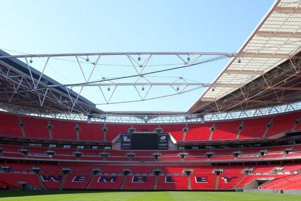 Le mythique stade de Wembley (Londres) rénové pour les JO de 2012
