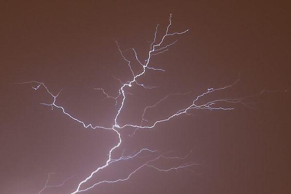 Les orages devraient revenir dès ce vendredi après-midi en Franche-Comté.