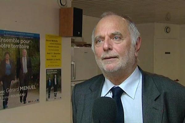 Gerard Menuel (UMP) - Aube