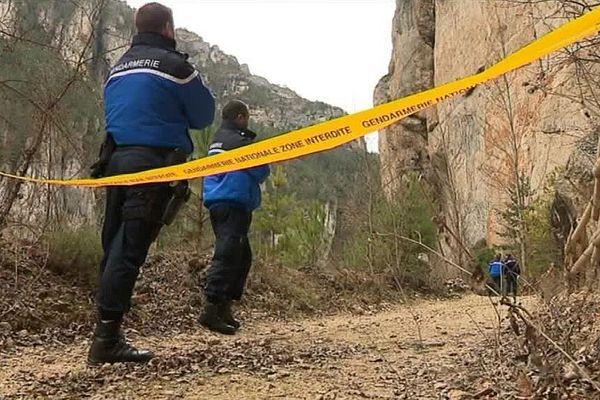 Un homme de 61 ans retrouvé mort au pied d'un site d'escalade à Saint-Georges-de-Lévéjac en Lozère - 2 février 2017.