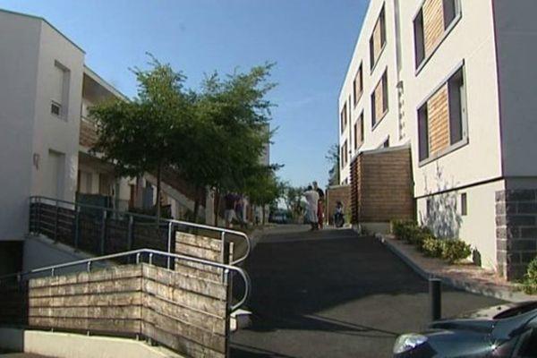 Le drame s'est déroulé dans la nuit de mardi à mercredi dans cette résidence située rue Armand-Fallières, à Clermont-Ferrand
