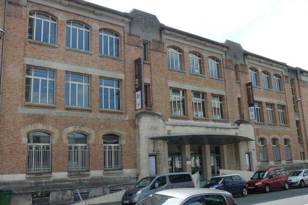 Le Conservatoire d'Amiens