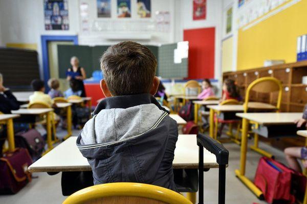ILLUSTRATION. Le retour à l'école ne se fera pas avant le 14 mai en Bourgogne-Franche-Comté