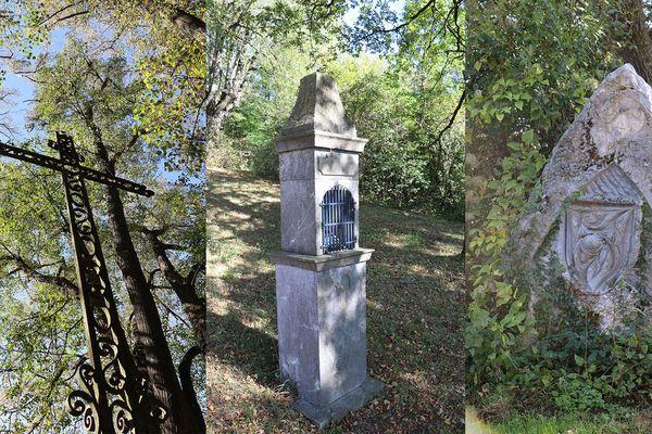 Les oratoires, chapelles... à croiser durant vos balades à Baives.