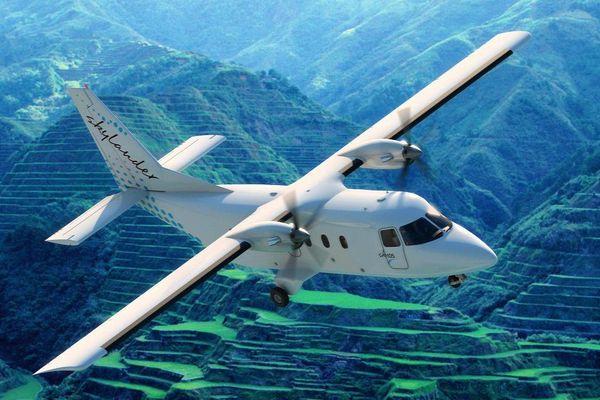 Le bi-turbo propulseur Skylander pourrait être bientôt assemblé près de Toulouse dans deux usines chinoises