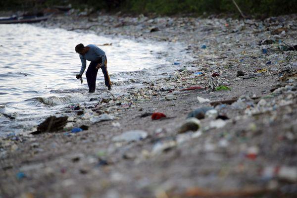 14 millions de tonnes de plastique recouvreraient les fonds des océans.