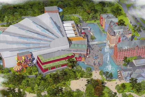 Le futur parc aquatique d'Europa Park ouvrir en 2019.