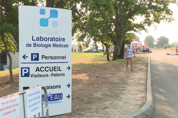 Le travail a repris après une semaine de grève des salariés, déclenchée le mardi 15 septembre devant le siège de Biofusion à Montauban.