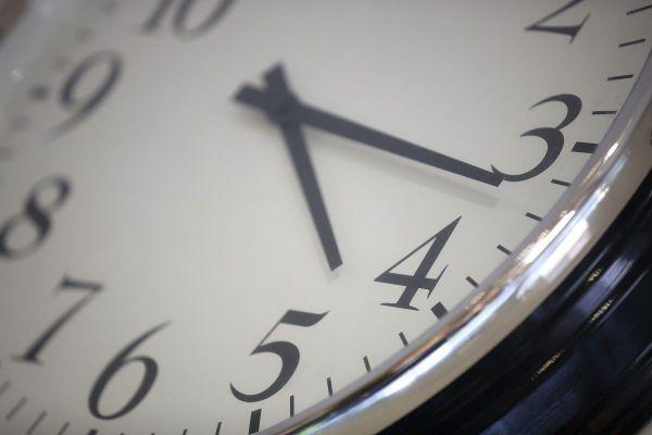 Le passage à l'heure d'hiver aura lieu dans la nuit du samedi 24 au dimanche 25 octobre.