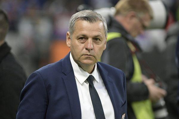 Bruno Genesio va disputer son dernier match en tant qu'entraîneur de l'OL vendredi 24 mai à Nîmes.