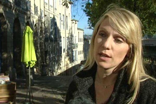 Anne Brissaud en décembre 2013
