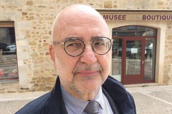 Jean-Pierre Cubertafon, député de la 3e circonscription de Dordogne