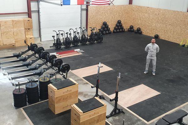Le coach, Mickaël Dida est prêt à accueillir ceux qui cherchent une préparation physique générale.