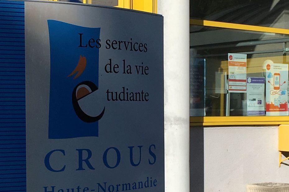 A Rouen, une cinquantaine d'étudiants étrangers sont sans logement