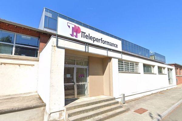 Le site Teleperformance de Belfort emploie près de 200 salariés et intérimaires