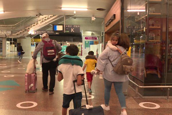 La famille de Shapour, bloquée à Kaboul, est enfin de retour à Lyon ce lundi 13 septembre 2021