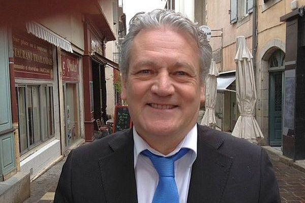 Jean-François Daraud - candidat UDI à Carcassonne en 2014 et candidat Rassemblement Bleu marine aux législatives de 2017 - archives