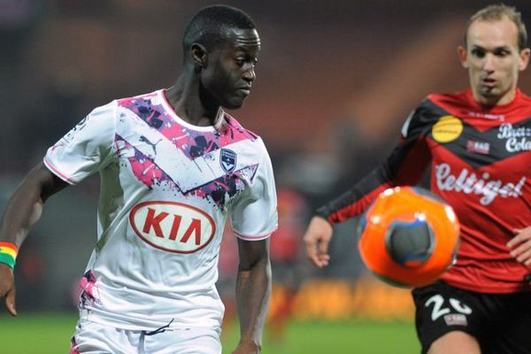 Bordeaux vainqueur à Guingamp le 4 décembre
