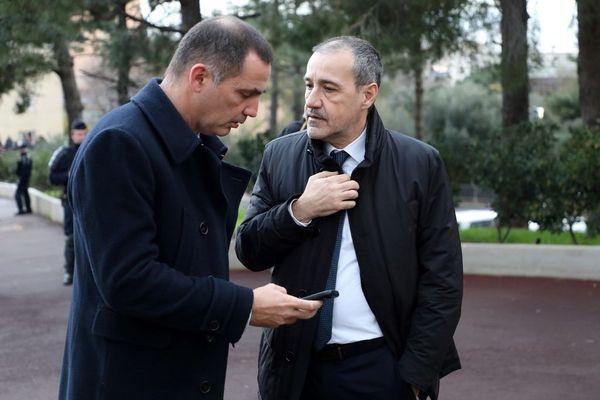 Dans un communiqué, Gilles Simeoni a fustigé l'attitude du préfet de Corse Pascal Lelarge.