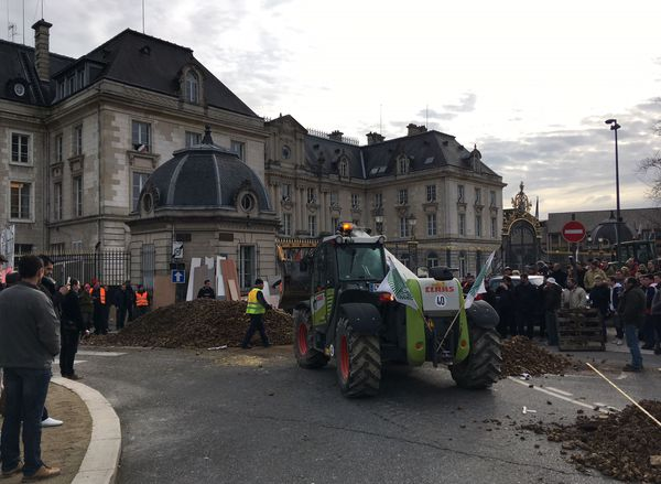 Troyes, le 14 février 2018