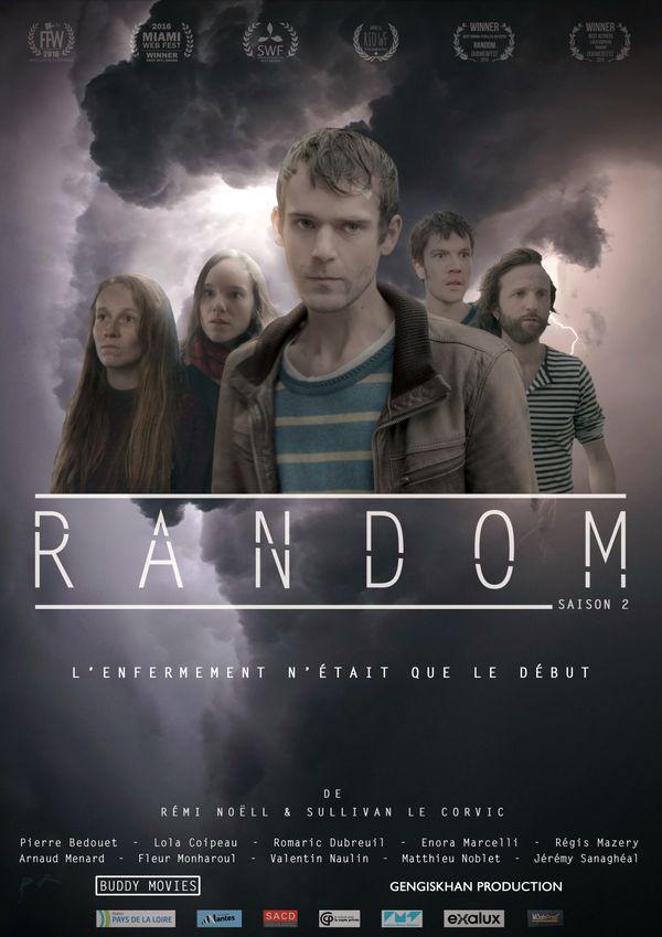 Affiche de la saison 2 de Random