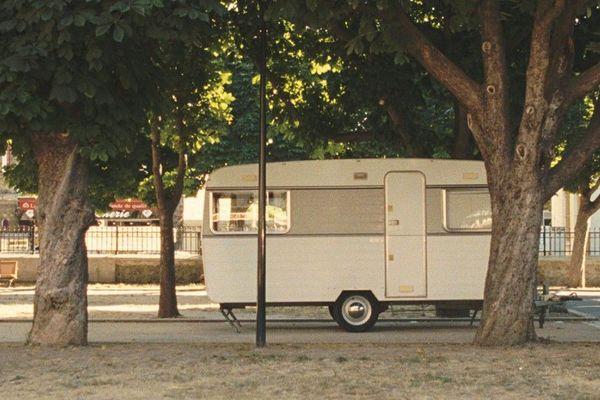 La caravane de Raymond Depardon