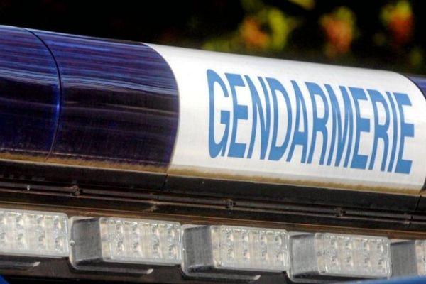 Véhicule de gendarmerie (photo d'archive).