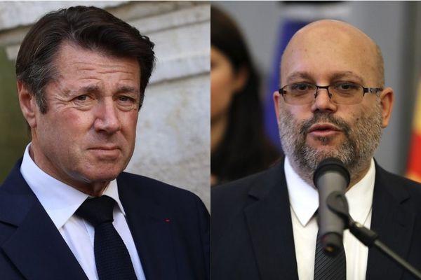 Le maire de Nice et son premier adjoint ont été entendu par la justice.