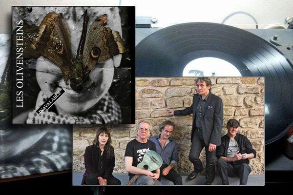 Le deuxième disque du groupe Olivensteins en 40 ans !