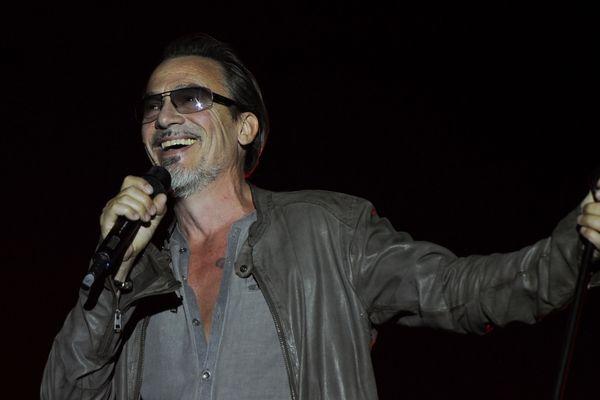 Le chanteur Florent Pagny sera le parrain de Coutellia 2019, organisé à Thiers dans le Puy-de-Dôme, les 18 et 19 mai.
