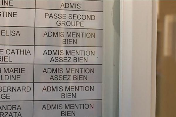 En 2020 en Picardie, 89,6% des candidats ont obtenu leur bac avant les rattrapages