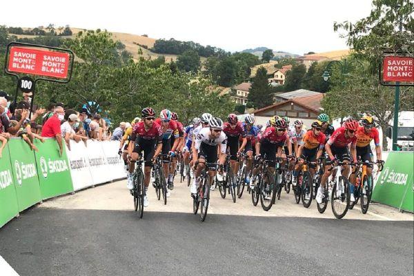Le top départ du Critérium du Dauphiné a été donné ce mercredi 12 août à Clermont-Ferrand.
