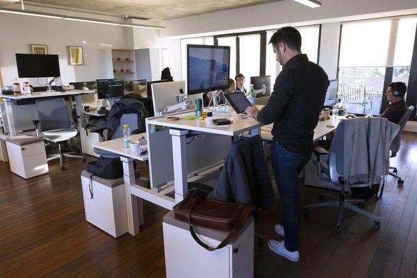 Les salariés devront respecter les règles de distanciation sociale.