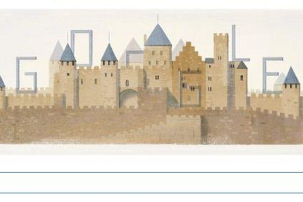 Le Doodle du jour chez Google