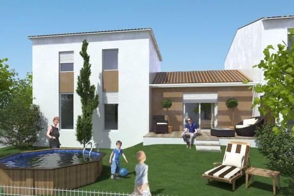 Projet de maison Promeo à 150.000 euros dans le Gard - 2013
