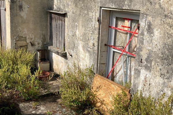Maison de la sequestrée à Bignay en Charente-Maritime
