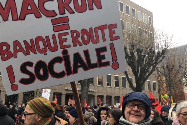 Les Français estime Régis, 69 ans, ne veulent pas d'une réforme qu'ils considèrent comme injuste.