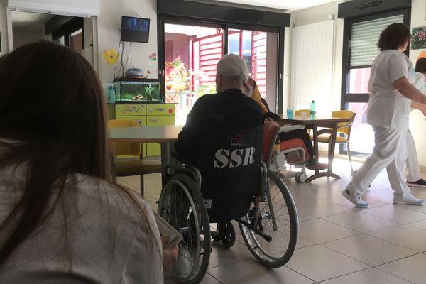Unité cognitivo-comportementale du centre hospitalier de Blois