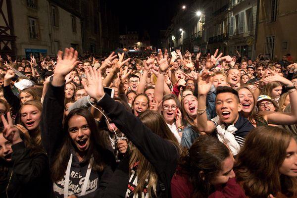 La foule lors de l'édition 2017.