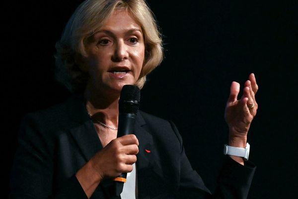 Valérie Pécresse le 9 septembre 2021 à Nîmes.