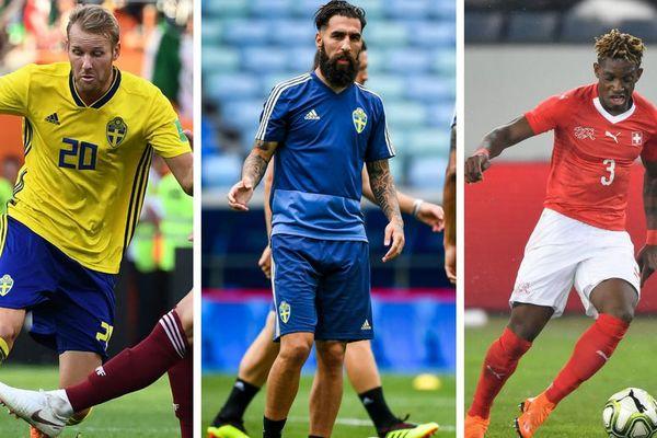 Toivonen, Durmaz et Moubandje, le trio de toulousains présent en huitièmes de finale de Coupe du Monde.
