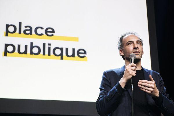 Raphaël Glucksmann, tête de liste du PS pour les élections européennes.